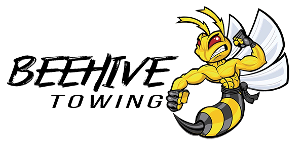 Beehive Towing Logo